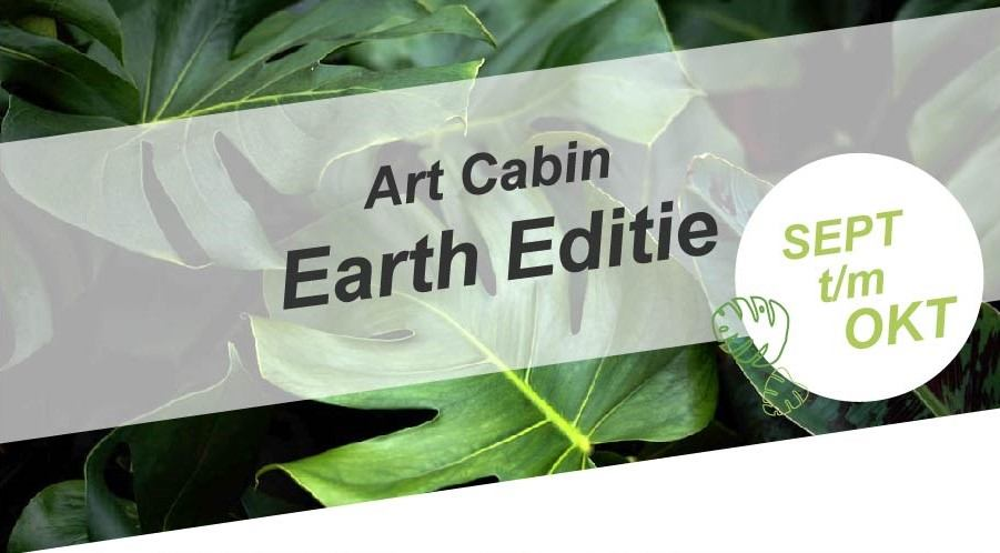 Art Cabin: de Earth editie