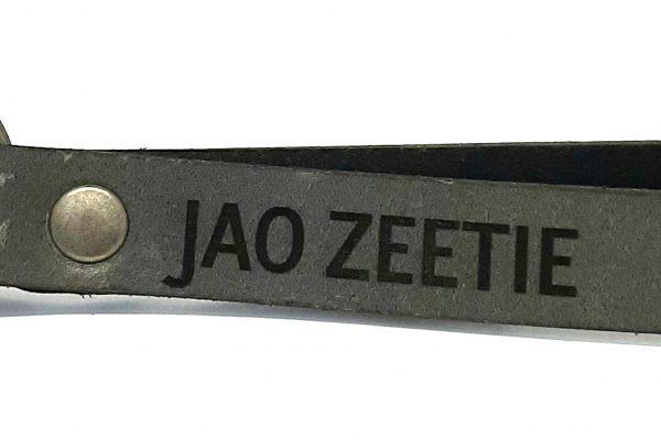Sleutelhanger Jao Zeetie – Atelier Leermakers