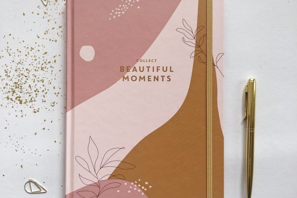 Invulboek 'Collect beautiful moments' – Leukigheidjes