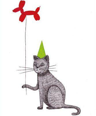 Party animal Kat – Ninatown