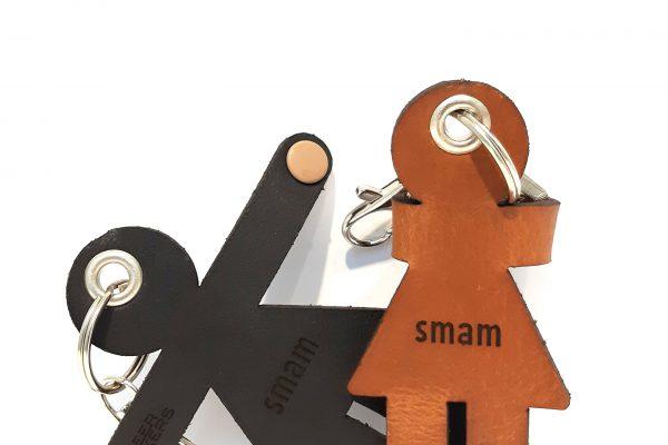 Sleutelhanger Smam – Atelier Leermakers