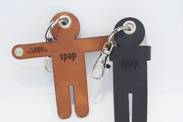 Sleutelhanger Spap – Atelier Leermakers