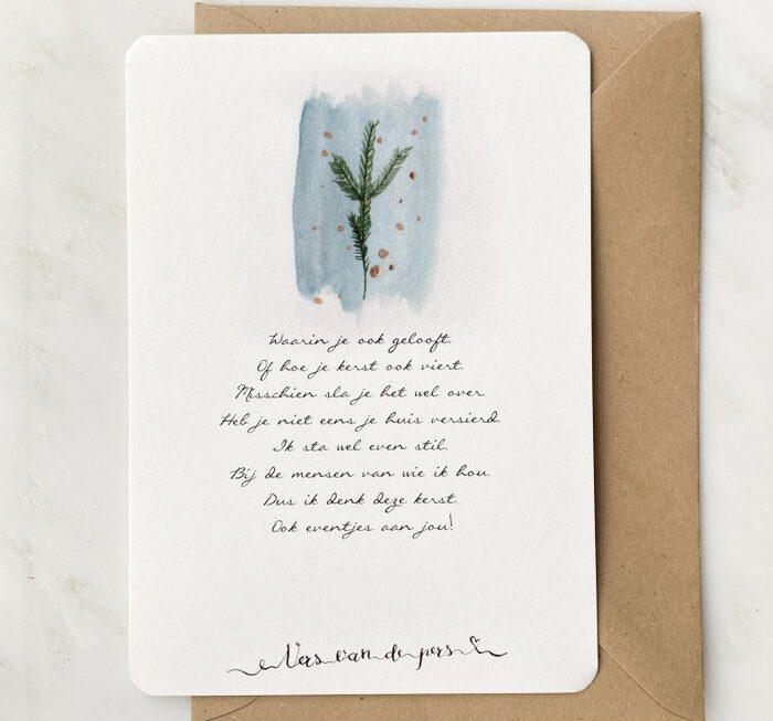 Hoe je kerst ook viert – Vers van de Pers
