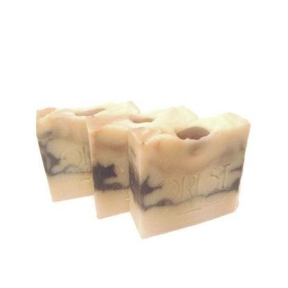 Edelsteen zeep Terra met Rookkwarts – Forest Fragrances