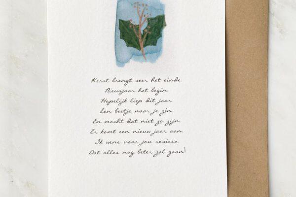 Kerst brengt weer het einde – Vers van de Pers