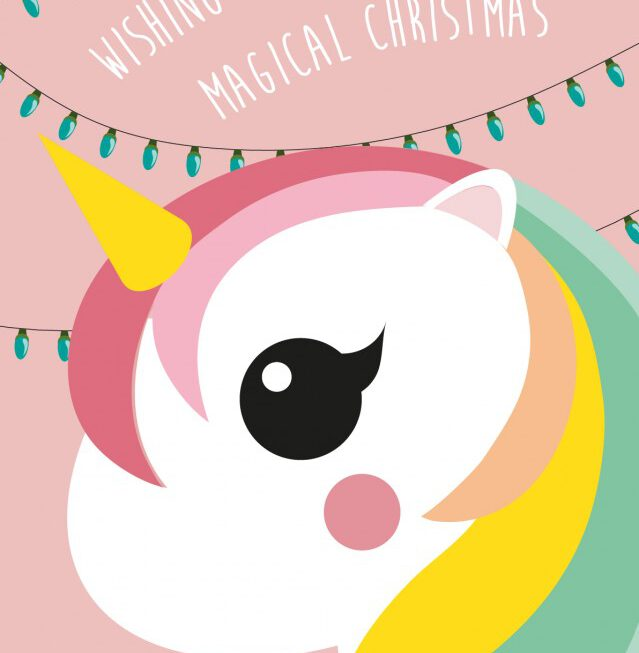 Wishing you a magical christmas – Studio Inktvis