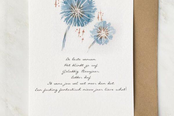 Nieuwjaar – Vers van de Pers