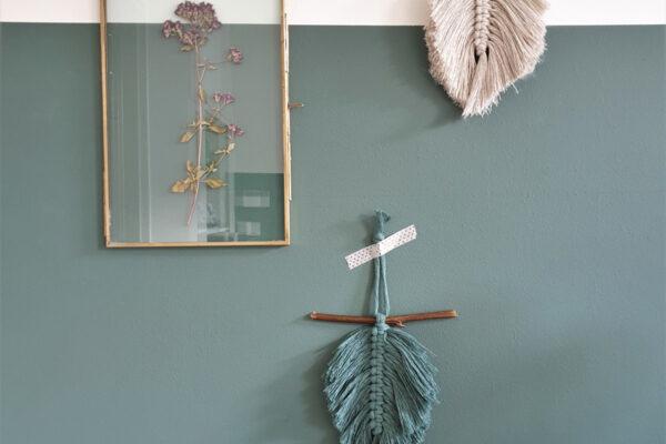 DIY pakket Macramé veer – Desired Design