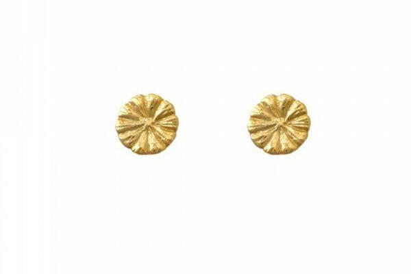 Knopjes Flower goud – My Treasure Hunts