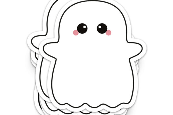 Sticker Spook – Studio Inktvis