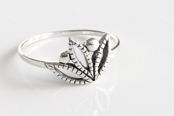 Ring Sumbawa (sterling zilver) – Of Ais