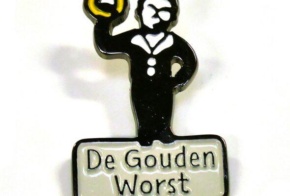 pin De gouden worst – TilburgsAns