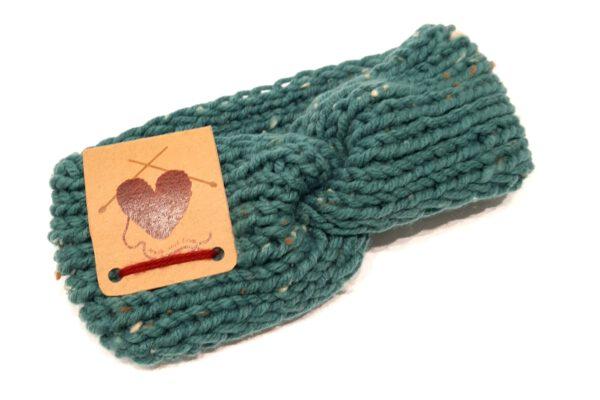 Haarband Twist blauw – Hipgold*